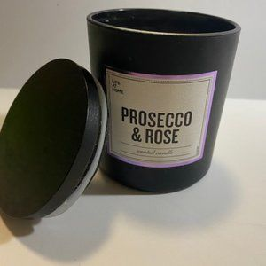Prosecco and Rose scented candle